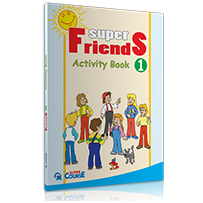 ACTIVITY BOOK + STICKERS S. FRIENDS 1