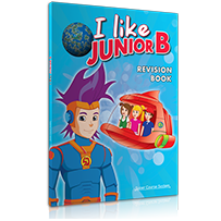 REVISION BOOK + 1 CD  I LIKE JUNIOR Β