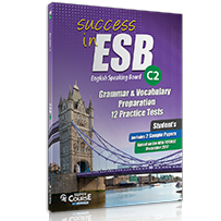 C2  12 PRACTICE TESTS + 2 SAMPLE PAPERS  ESB