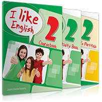 ΠΑΚΕΤΟ ΜΕ i-BOOK I LIKE ENGLISH 2