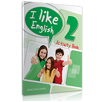 ACTIVITY BOOK  I LIKE ENGLISH 2