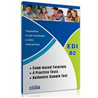 B2  4 PRACTICE TESTS  EDI