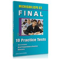 C2  FINAL 10 PR. TESTS + COMPANION + 100 EXTRA GRAM.  ECPE