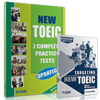 7 COMPLETE PRACTICE TESTS TOEIC