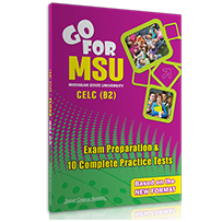 B2 CELC  10 PRACTICE TESTS  GO FOR MSU