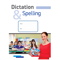 ΤΕΤΡΑΔΙΟ DICTATION & SPELLING