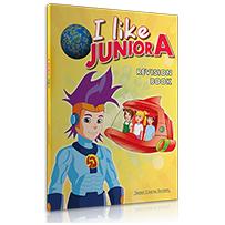 REVISION BOOK + 1 CD  I LIKE JUNIOR A