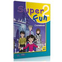 COURSEBOOK + i-BOOK  SUPER FUN 2 - A1