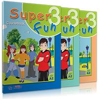 ΒΑΣΙΚΟ ΠΑΚΕΤΟ ME i-BOOK + ΚΥΚΛΟ ΡΗΜΑΤΩΝ  SUPER FUN 3 - A2