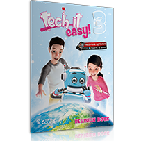REVISION BOOK ME AUDIO DISC  TECH IT EASY 3