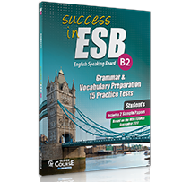 B2  15 PRACTICE TESTS + 2 SAMPLE PAPERS  SUCCESS IN ESB