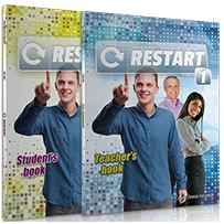 ΠΑΚΕΤΟ ΑΥΤΟΔΙΔΑΣΚΑΛΙΑΣ ΜΕ MP3 CD  RESTART 1