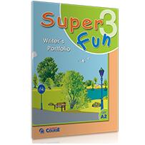 WRITER'S PORTFOLIO SUPER FUN 3 - A2