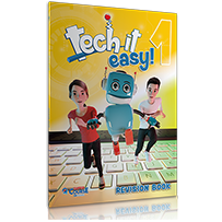 REVISION BOOK ΜΕ 1 AUDIO CD  TECH IT EASY 1