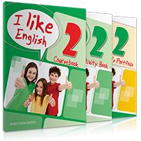 ΠΑΚΕΤΟ ΜΕ i-BOOK I LIKE ENGLISH 2