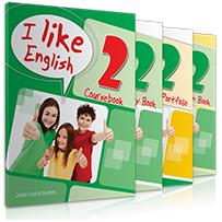 ΠΑΚΕΤΟ ΜΕ i-BOOK + REVISION ΜΕ 1 AUDIO CD  I LIKE ENGLISH 2