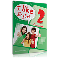 COURSEBOOK + i-BOOK I LIKE ENGLISH 2