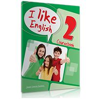 COURSEBOOK + i-BOOK I LIKE ENGLISH 2