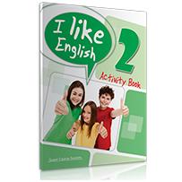 ACTIVITY BOOK  I LIKE ENGLISH 2