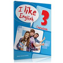 COURSEBOOK + i-BOOK   I LIKE ENGLISH 3