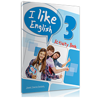 ACTIVITY BOOK  I LIKE ENGLISH 3