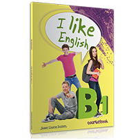 COURSEBOOK + i-BOOK I LIKE ENGLISH B1