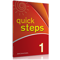 QUICK STEPS 1 + 1 MP3 CD