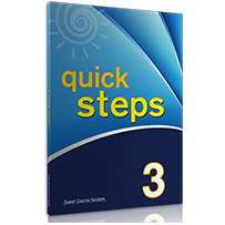 QUICK STEPS 3 + 1 MP3 CD