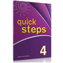 QUICK STEPS 4 + 1 MP3 CD