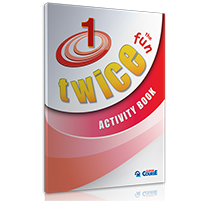 ACTIVITY BOOK TWICE the FUN 1