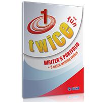 WRITER'S RORTOFOLIO TWICE the FUN 1