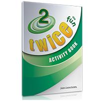 ACTIVITY BOOK TWICE the FUN 2