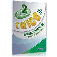 WRITER'S RORTOFOLIO TWICE the FUN 2