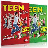 ΠΑΚΕΤΟ ΜΕ i-BOOK TEEN SPIRIT A2+-B1