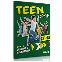 GRAMMAR & READING BOOK TEEN SPIRIT A2+-B1
