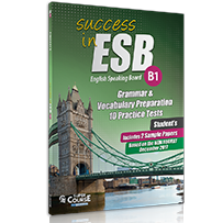 10 PRACTICE TESTS + 2 SAMPLE PAPERS  SUCCESS IN ESB B1