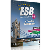 B2  6 COMPLETE PRACTICE TESTS + 2 S. PAPERS  SUCCESS IN ESB