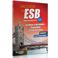 10 PRACTICE TESTS + 2 SAMPLE PAPERS  SUCCESS IN ESB C1