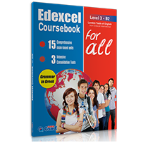 EDEXCEL COURSEBOOK B2 FOR ALL