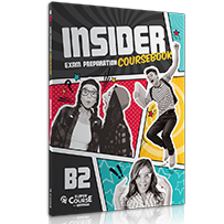 B2 COURSEBOOK EXAM PREPARATION INSIDER ME AUDIO DISC
