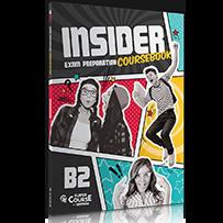 B2 COURSEBOOK EXAM PREPARATION INSIDER ME AUDIO DISC