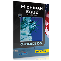 B2  COMPOSITION BOOK LEVEL 5  ECCE