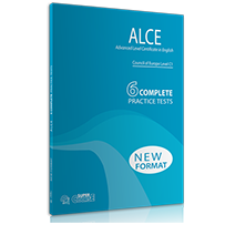 6 COMPLETE PRACTICE TESTS ALCE C1
