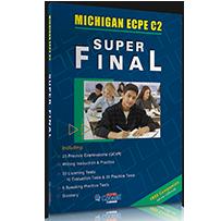 C2  SUPER FINAL + COMPANION + 100 EXTRA GRAM.  ECPE