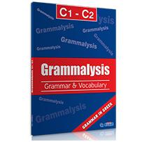 GRAMMALYSIS C1 - C2 + i-BOOK