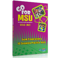 B2 CELC  10 PRACTICE TESTS + 3 EXTRA PR. TESTS GO FOR MSU