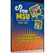 C2 CELP  15 PR. TESTS + 100 EXTRA GRAM.  GO FOR MSU