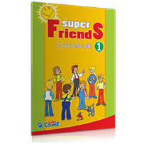 COURSEBOOK + i-BOOK  S. FRIENDS 1