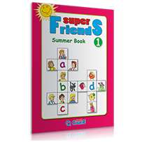 SUMMER BOOK S. FRIENDS 1