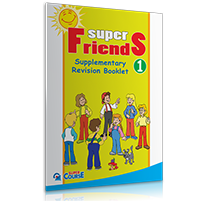 REVISION BOOK S. FRIENDS 1